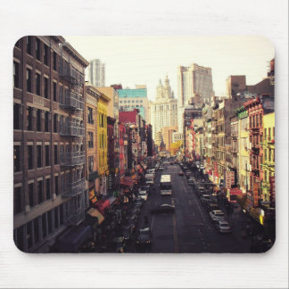 Above Chinatown Mouse Pads