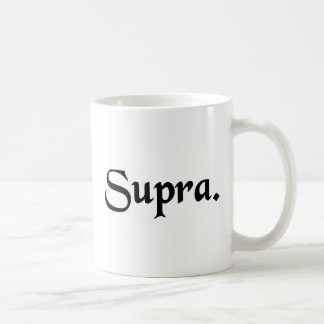 Above. Coffee Mug