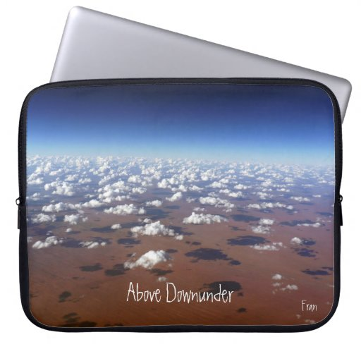above downunder laptop computer sleeve