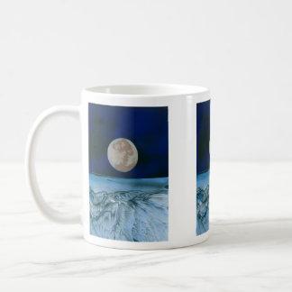 Above Earths Atmosphere Classic White Coffee Mug