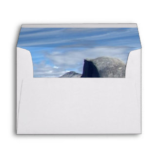 Above Half Dome Envelope