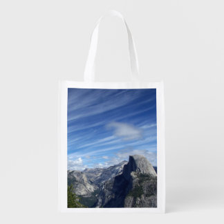 Above Half Dome Grocery Bag