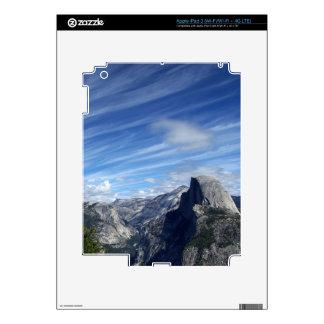 Above Half Dome iPad 3 Skin