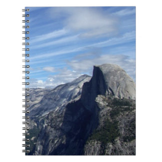 Above Half Dome Notebook