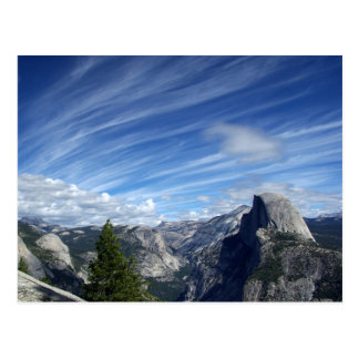 Above Half Dome Postcard