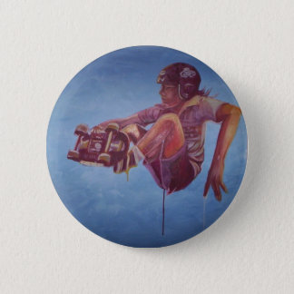 Above it All Pinback Button
