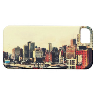 Above New York City iPhone SE/5/5s Case