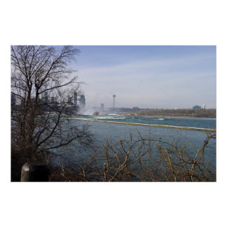 Above Niagara Print