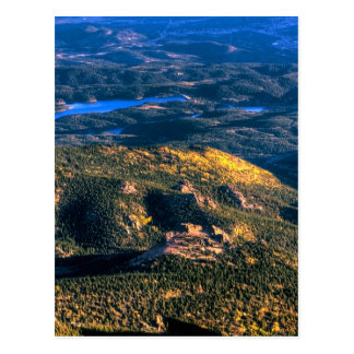 Above the Aspens Postcard