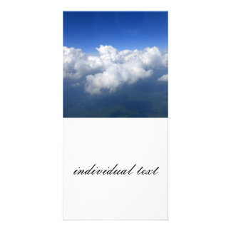 above the clouds 03 photo cards