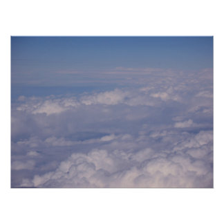 above the clouds 1 posters