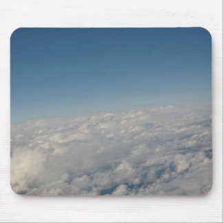 above the clouds 4 mouse pad