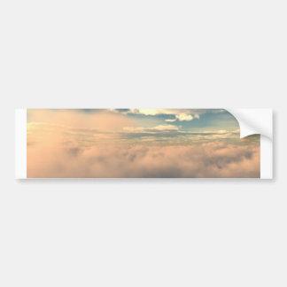 Above The Clouds Bumper Sticker