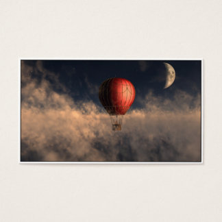 Above The Clouds Business Card