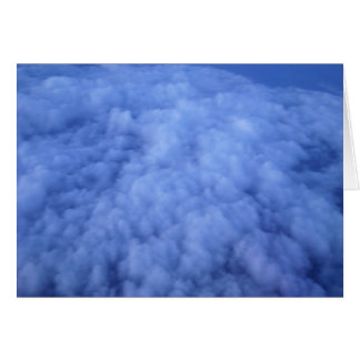 ABOVE THE CLOUDS STATIONERY NOTE CARD