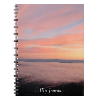 Above the Clouds Journal