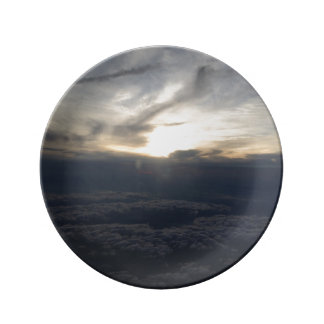 Above the Clouds. Plate
