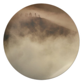 Above the clouds dinner plates