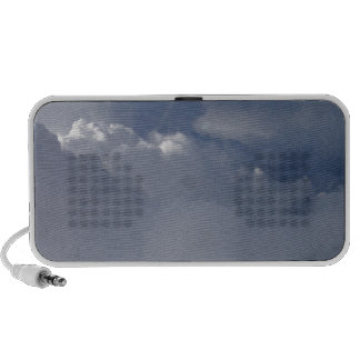 Above The Clouds Portable Speaker
