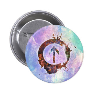 Above the Influence Pinback Button