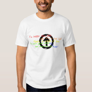 Above The Influence Tee Shirt