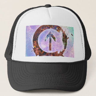 Above The Influence Trucker Hat