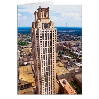 Above The Rest - Atlanta Skyline Card