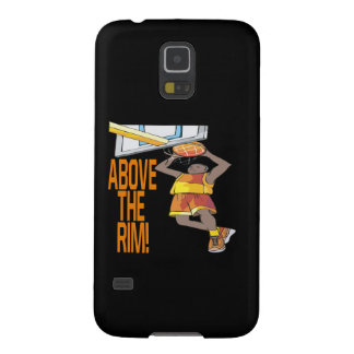 Above The Rim Case For Galaxy S5