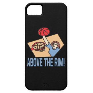 Above The Rim iPhone SE/5/5s Case