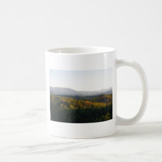 Above the Top of the Mountains Coffee Mug