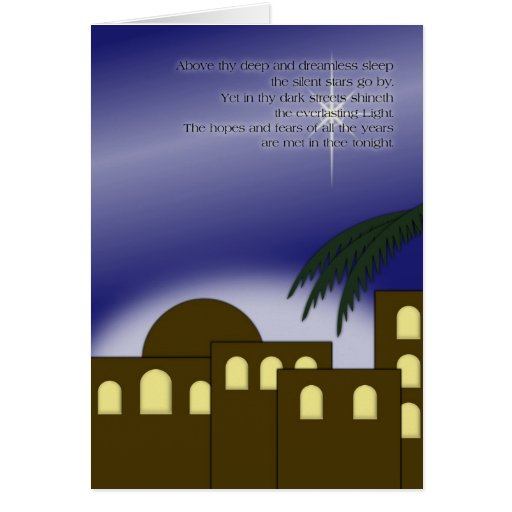 Above thy deep greeting card zazzle for The apartment design your destiny episode 1