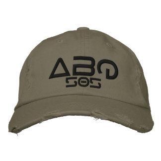 ABQ 505 GORRA BORDADA