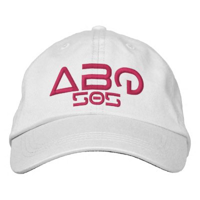 ABQ 505 GORROS BORDADOS