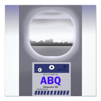 ABQ CODE & SKYLINE CARD