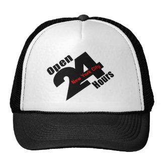 Abra 24 horas gorras de camionero