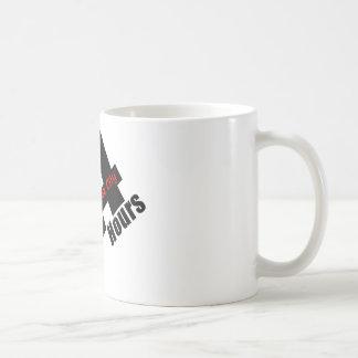 Abra 24 horas taza de café