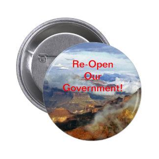 Abra de nuevo nuestro botón del gobierno Pin
