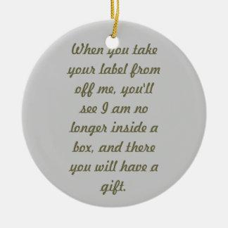 Abra Adorno De Navidad