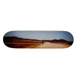 Abra el camino skate board