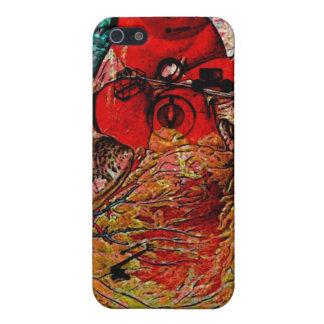 abra el corazón iPhone 5 carcasas