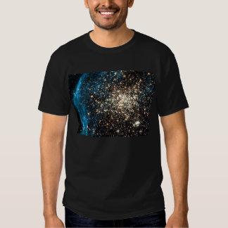 Abra el cúmulo de estrellas NGC 1850 en la Camisas