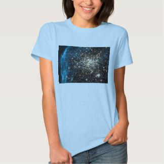 Abra el cúmulo de estrellas NGC 1850 en la Remera