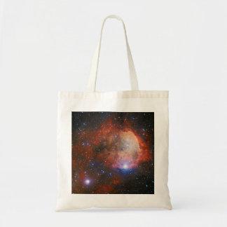 Abra el cúmulo de estrellas NGC 3324 en la Bolsa Tela Barata