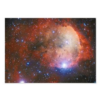 Abra el cúmulo de estrellas NGC 3324 en la Anuncios