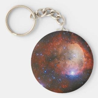 Abra el cúmulo de estrellas NGC 3324 en la nebulos Llaveros Personalizados
