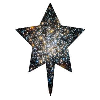 Abra el cúmulo de estrellas NGC 411 Decoración Para Tarta
