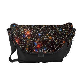 Abra el cúmulo de estrellas NGC 411 Bolsa Messenger