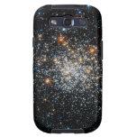 Abra el cúmulo de estrellas NGC 411 Samsung Galaxy S3 Funda