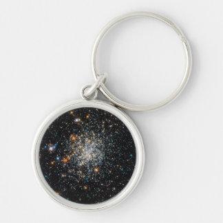 Abra el cúmulo de estrellas NGC 411 Llaveros