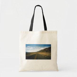 Abra la carretera Death Valley Bolsa Tela Barata